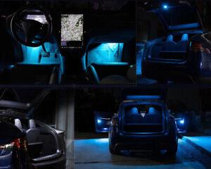 2 Car LED Interior Light Ultra-Bright Upgrade Ambient Lamp ...