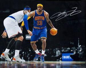 LeBron James Autographed Signed 8x10 Photo ( Cavaliers ) REPRINT