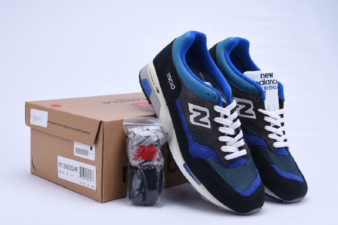 New Balance 1500 X Hanon  Chosen Few  M1500CHF Size 10 Sneakers England DS