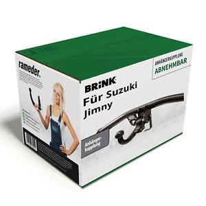 Brink-Anhaengerkupplung-abnehmbar-fuer-Suzuki-Jimny-10-2018-jetzt-AHK