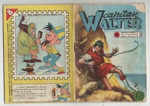 Capitan-Walter-N-166-Del-26-2-1956-Edizioni-Ave-con-Jacovitti