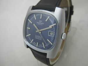 NOS-NEW-VINTAGE-SWISS-MADE-AUTOMATIC-WITH-DATE-MISDANY-GENEVE-MENS-WATCH-1960-039-S