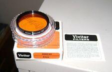New Vivitar Orange O2 Filter for B&W - Made in Japan