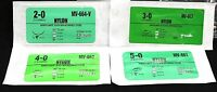 Suture Practice Kit Nylon Monofilament Black Non-absorbable 4 Sizes Spk1