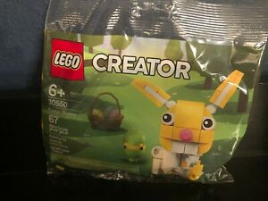 NEW LEGO®  CREATOR 30550 EASTER BUNNY POLYBAG New For 2020