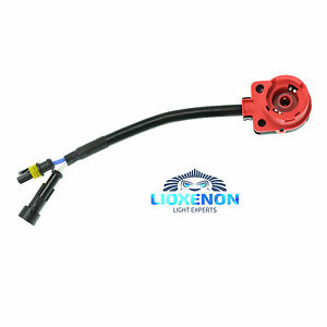 Details about 1x D2S D2R HID XENON WIRING HARNESS CABLE WIRE PLUG SOCKET on