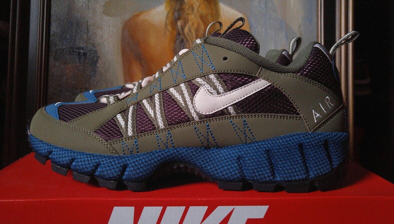 Nike Air Humara '17 Size 8 8.5 9.5 10 11.5 Olive Desert Sand AJ1102 200
