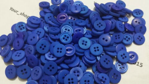 25-500g MIXED BUTTONS COLOURS VARIOUS SIZES ART CRAFT SEWING SCRAPBOOK