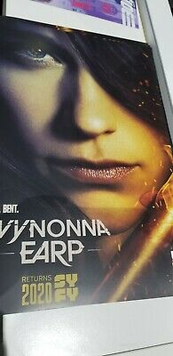 2019 SDCC COMIC CON EXCLUSIVE SYFY IDW POSTER WYNONNA EARP 11