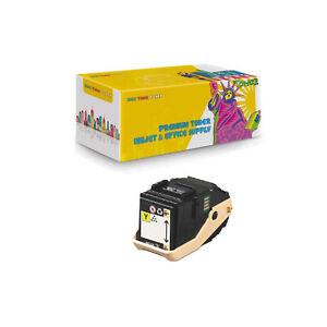 Compatible-Toner-Cartridge-106R02601-Yellow-for-Xerox-Phaser-7100