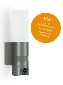 Steinel L 620 CAM LED Außenleuchte Bewegungsmelder WLAN Überwachungskamera Wand