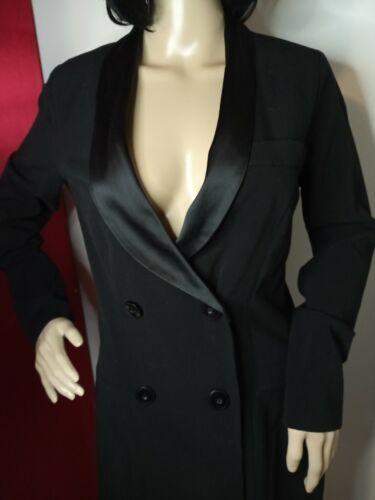 Fredericks of hollywood Sexy Black Blazer Dress Si