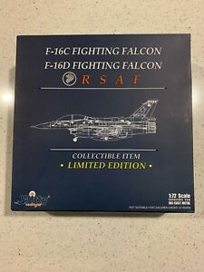 Witty-Wings-RSAF-F-16D-WTW-72-011-007-Diecast-1-72-Singapore-Air-Force