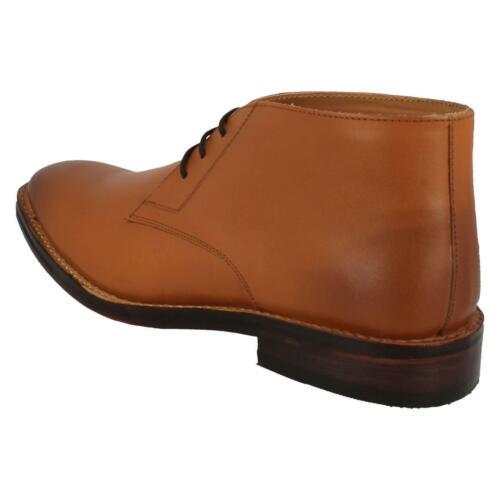 Stivaletto marrone da stringato 4400 uomo chiaro Catesby Mcw159 YzYqPr