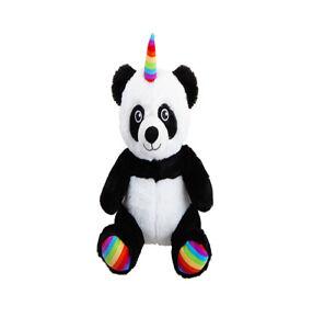 100% De Qualité Jouets Assis Wildlife Panda Teddy Bear Soft Plush Peluche Kids Cute 25 Cm-afficher Le Titre D'origine Couleurs Fantaisie