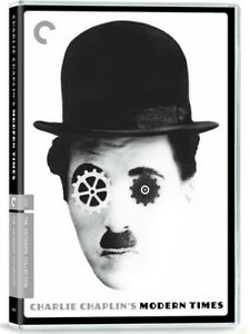 Modern-Times-Criterion-Collection-REGION-1-DVD-New