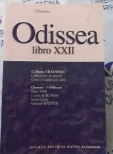 ODISSEA. LIBRO XXII - OMERO - collana TRADITIO - DANTE ALIGHIERI