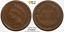 1864-1C-PCGS-VG08-Indian-Mint-Error-Bisect-Obv-Die-Crack-RicksCafeAmerican-com thumbnail 1