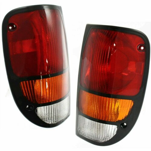 New Tail Light Front Left /& Right for Mazda B3000 1994-2000 MA2800108 MA2801108