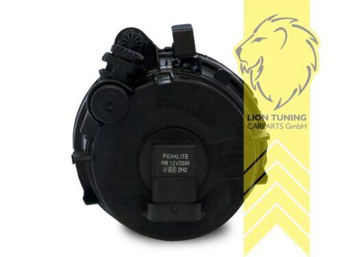 Nebelscheinwerfer für BMW X1 F48 X3 X5 F26 X5 F15 X6 F16 schwarz smoke