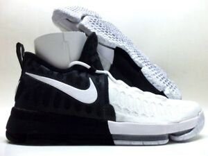 Image is loading NIKE-ZOOM-KD9-BHM-BLACK-HISTORY-MONTH-KEVIN-