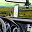 thumbnail 4 - Car Dashboard Windshield Phone Holder Magnetic Telescopic Mount Stand GPS Cradle