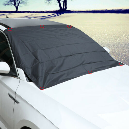 Car Windshield Snow DUST Protection STRONG MAGNET Cover Magnetic Ice Shield
