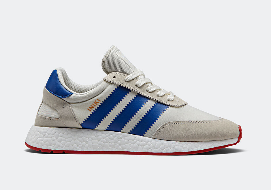 Adidas Iniki Ultra Boost NMD Pride of the 70s Comfortable