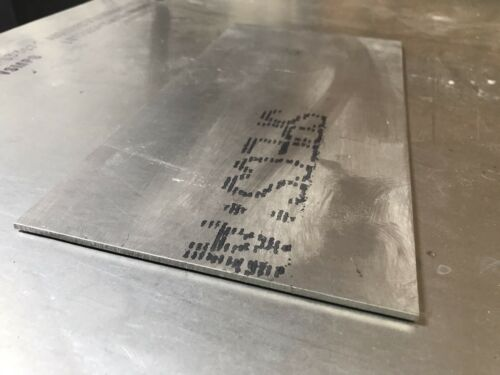 "16 Pieces Titanium Plate 6AL4V 2/"" x 12/"" x .050/"""