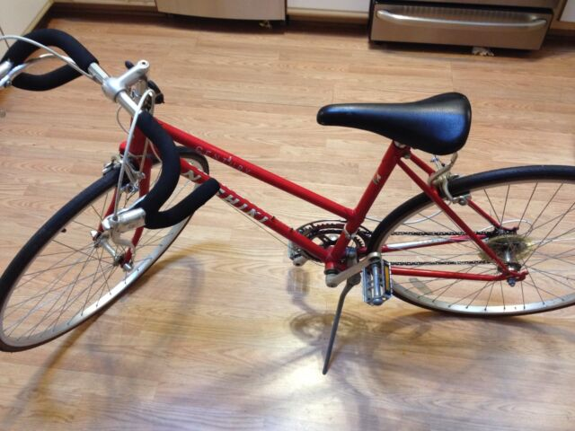 Vintage 1970s Era Nishiki Century Lugged Steel Road Bike Frame 58cm ...