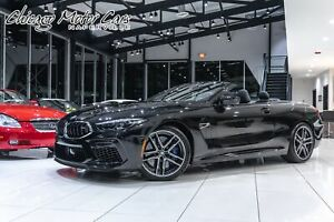 2020 BMW M8 Convertible AWD Original MSRP $147k+ Only 3k Miles