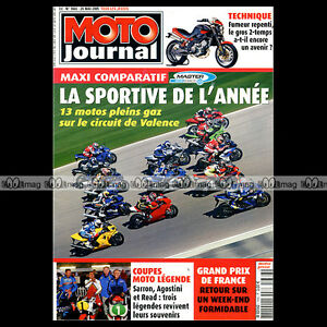 MOTO-JOURNAL-N-1666-SUZUKI-GSXR-600-750-1000-M-800-INTRUDER-TRIUMPH-DAYTONA-2005