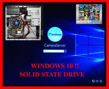 2 TB 16 CH HYBRID GV-800 DVR (v8.7) GEOVISION - SSD WINDOWS 10! GV SINCE 2003!