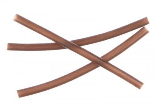 PCT-fishing Shrink Tube Schrumpfschlauch braun 1 2,5 mm 2 1,5