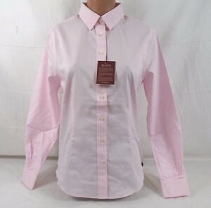 Red House Womens Non Iron Pinpoint Oxford