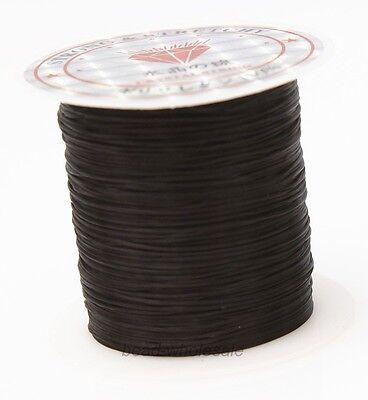 10M Strong Stretchy Elastic Thread Cord String Strand Beading DIY Craft 1mm