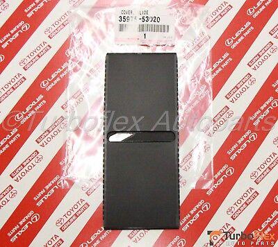 LEXUS OEM 35975-53020 SHIFT SLIDE COVER 2011-2013 IS F IS350 IS250 3597553020