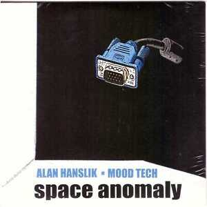 ALAN HANSLIK Space Anomaly CD Electronic/Ambient/Space – SEALED
