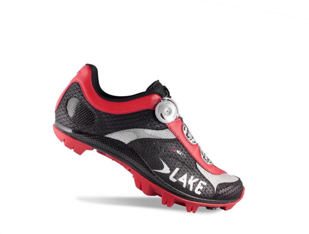 Lake's MX331 Mountain Bike zapatos EU 47 nos moldeable por calor para ciclismo 13 Nuevo