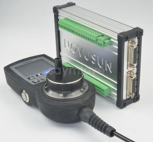 LCD Electronic Encoder Handwheel 5 Axis USB CNC MACH3 Ethernet Controller 1MHz