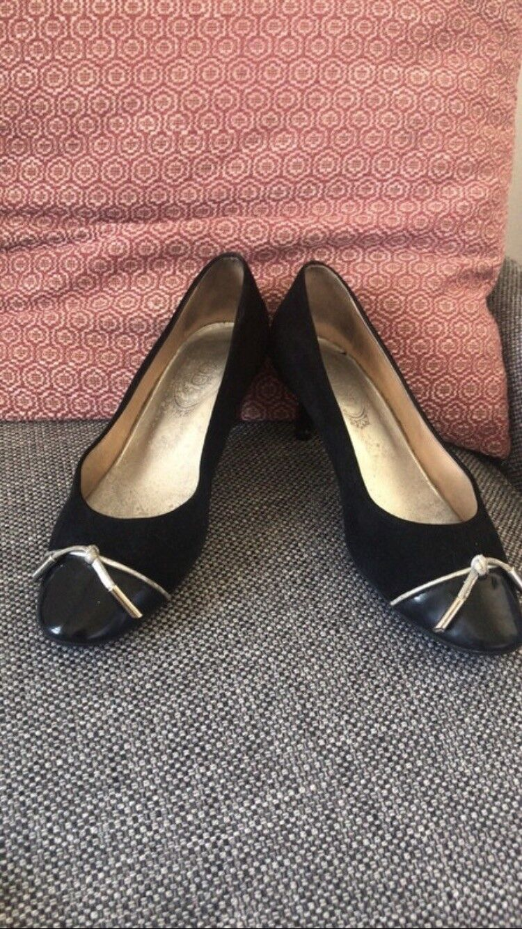 Gentlemen/Ladies Kitten Tod's Kitten Gentlemen/Ladies Heels size 4.5 selling price Make full use of materials wonderful 97d0c5