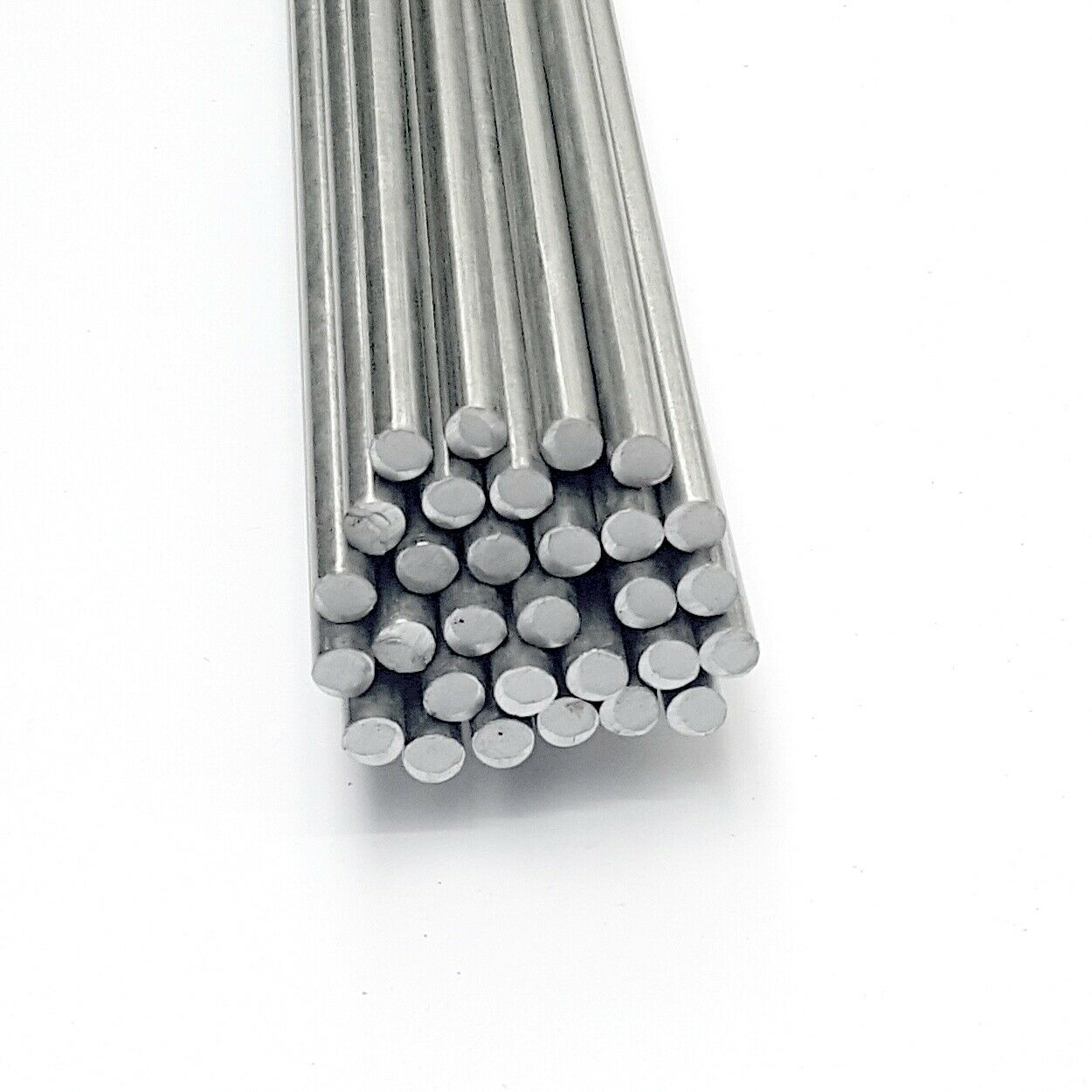 Steel Wire 6mm x 6ft -1829mm, Pack of 30- Mild Steel Rods MCNS020