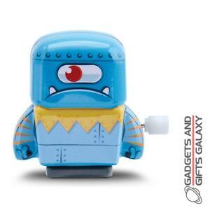 Wind Up Novelty Mini Tin Robot Assorted Kids Childs Toys Gifts Games Gadgets - Ormskirk, United Kingdom - Wind Up Novelty Mini Tin Robot Assorted Kids Childs Toys Gifts Games Gadgets - Ormskirk, United Kingdom