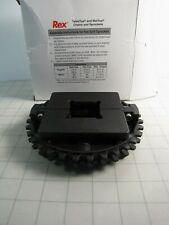 Rexnord 101-8253-3 820 Series Molded Non-Split MatTop /& TableTop Sprocket Drum