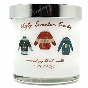 Scentsational-Natural-Soy-5oz-Single-Wick-Ugly-Sweater-Party-Candle-Fireside