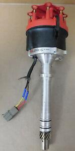 MSD-85551-Pro-Billet-Chevy-Dist-Mag-Trigger-Ignition-Box-Req-Mech-Advance