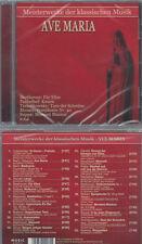CD--NEU-AVE MARIA--MEISTERWERKE DER KLASSISCHEN MUSIK--BEETHOVEN-PACHELBEL--MOZA