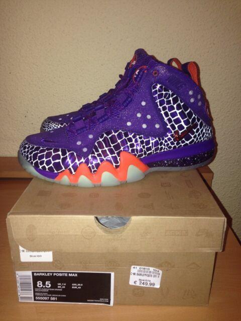 Nike Barkley Posite....42...8,5...nueva