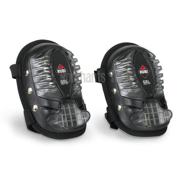 Rubi Gel Professional Knee Pads 81989 Gel Knee Pads Tiling Pads Detachable PPE