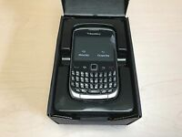 Blackberry Curve 9330 Black 3g Bluetooth Smartphone - Cdma - Unknown Carrier